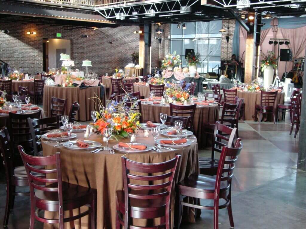 Wedding Reception in Denver