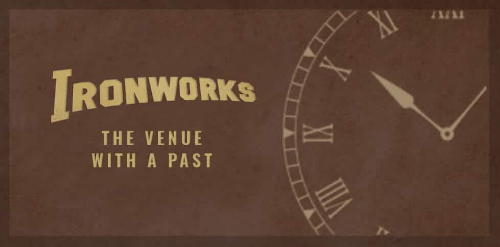 Ironworks billboard