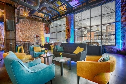 Denver Event Venue Lounge