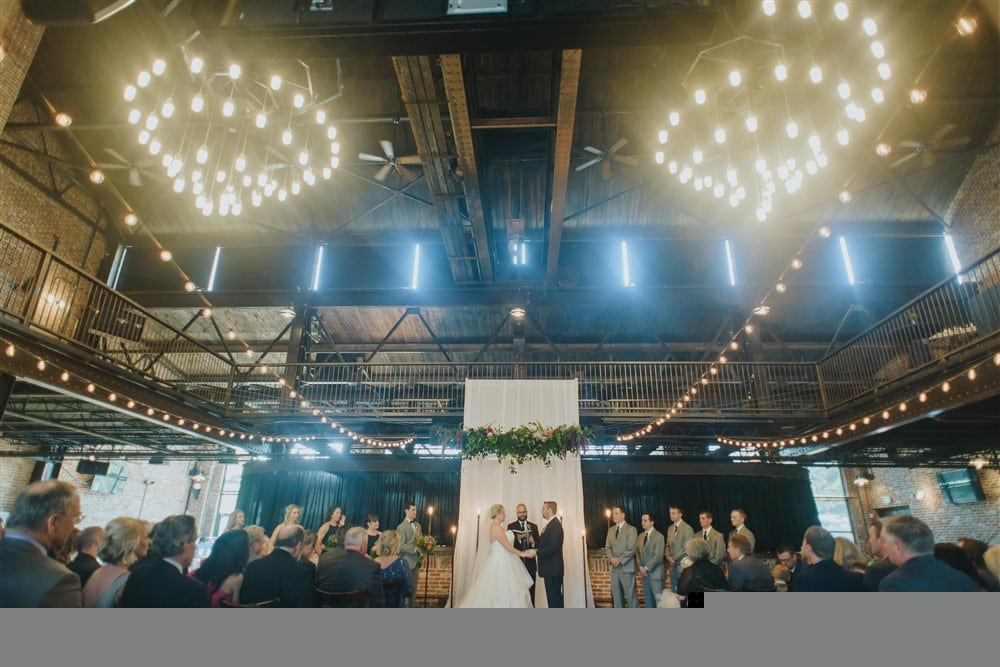 Colorado Wedding Venues Mile High Station