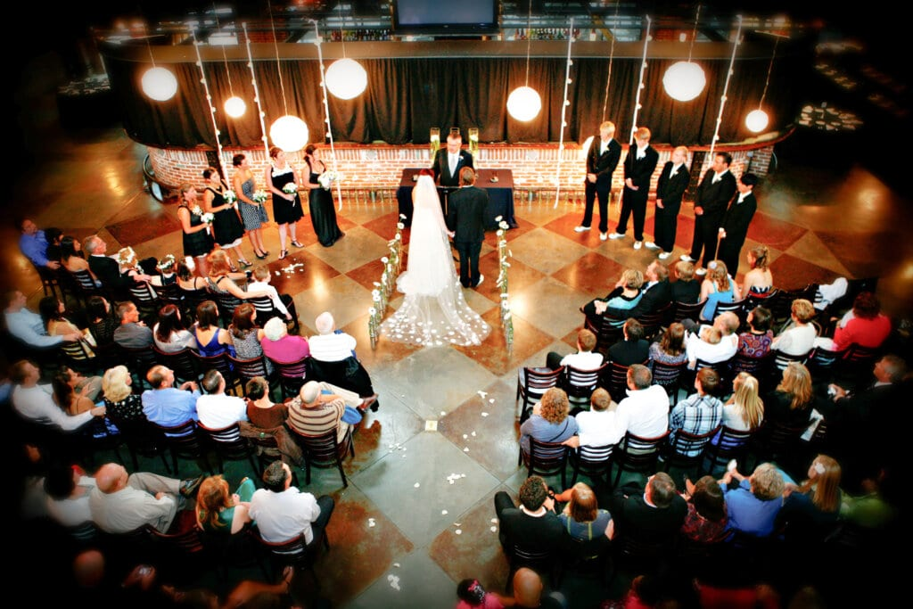 Mile High Station Wedding Ceremony Denver  1024x683