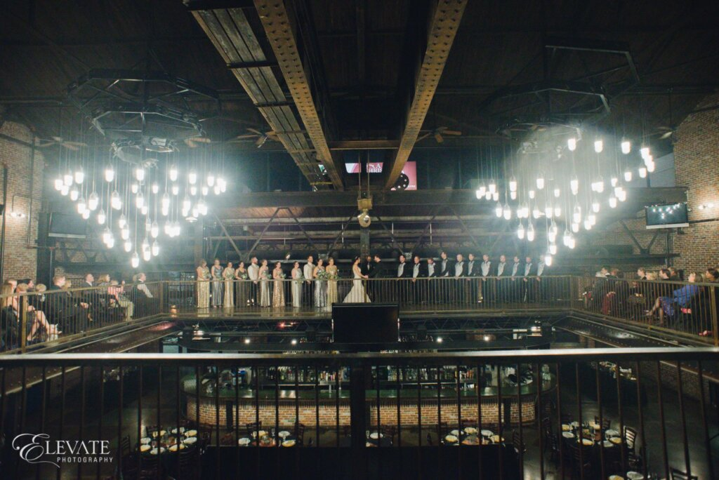 Wedding Ceremony Denver Mezzanine Mile High Station 1024x684